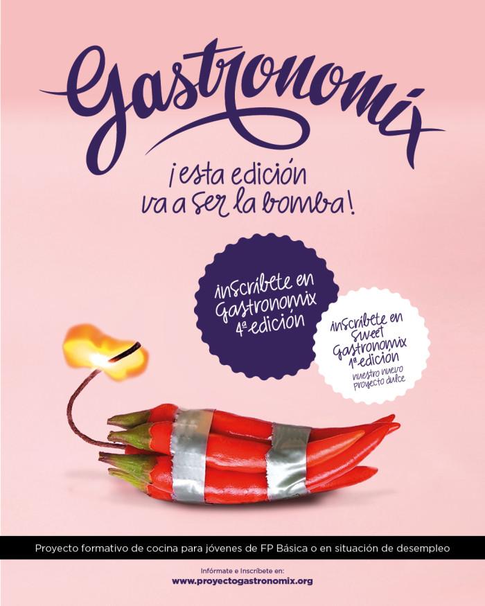 Cuarta edición de Proyecto Gastronomix