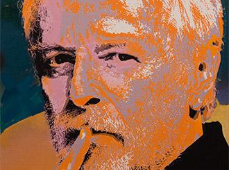 Exposición Alejandro Jodorowsky para la Fundación la Casa y el Mundo