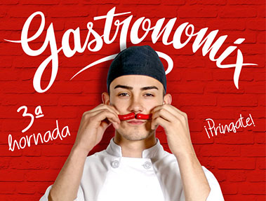 Proyecto Gastronomix 2018