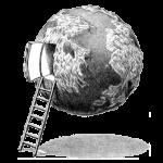 Logo Fundación la Casa y el Mundo