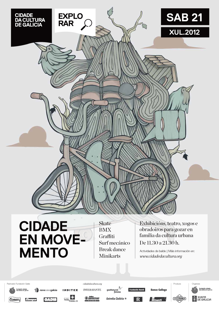 ciudad en movimiento