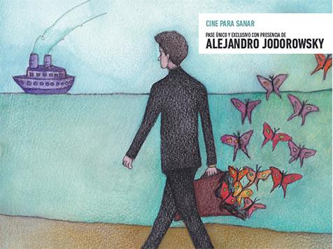 Poesía Sin Fin de Alejandro Jodorowsky