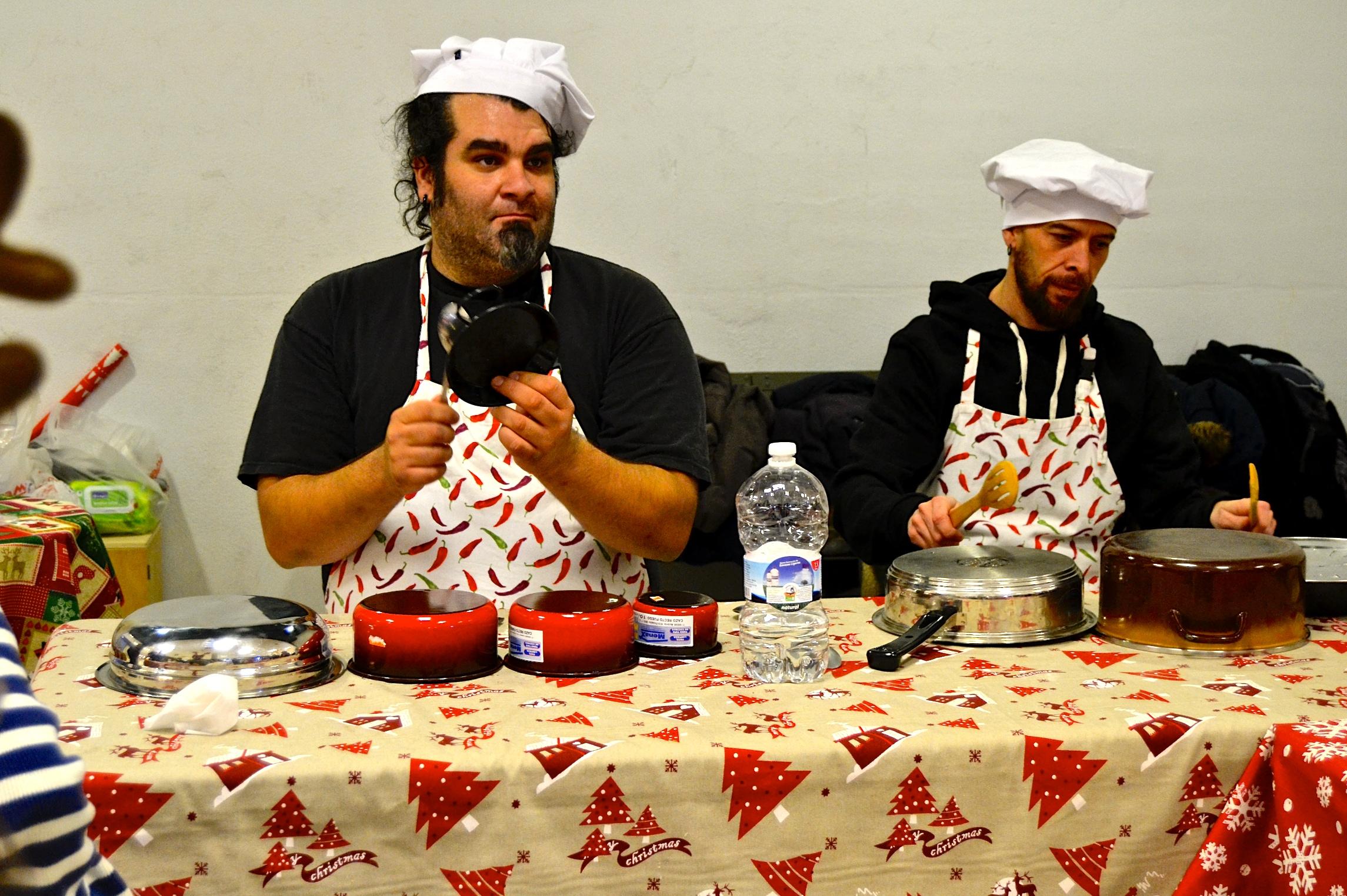 Dulce Navidad Talleres de cocina navideña