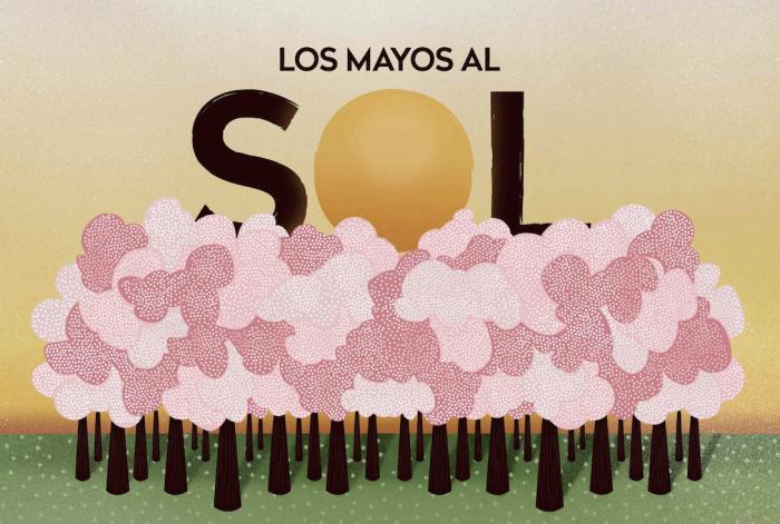 Los Mayos al Sol